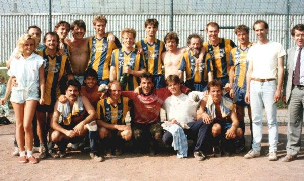 Meisterschaft 1987/88