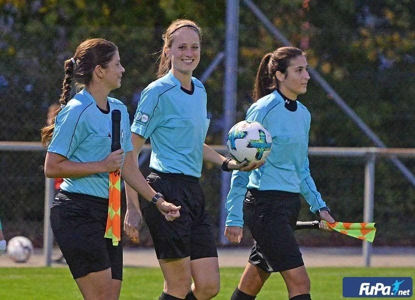 ASC-Schiri Wiebke Frede steigt in die 2. Frauen-Bundesliga auf